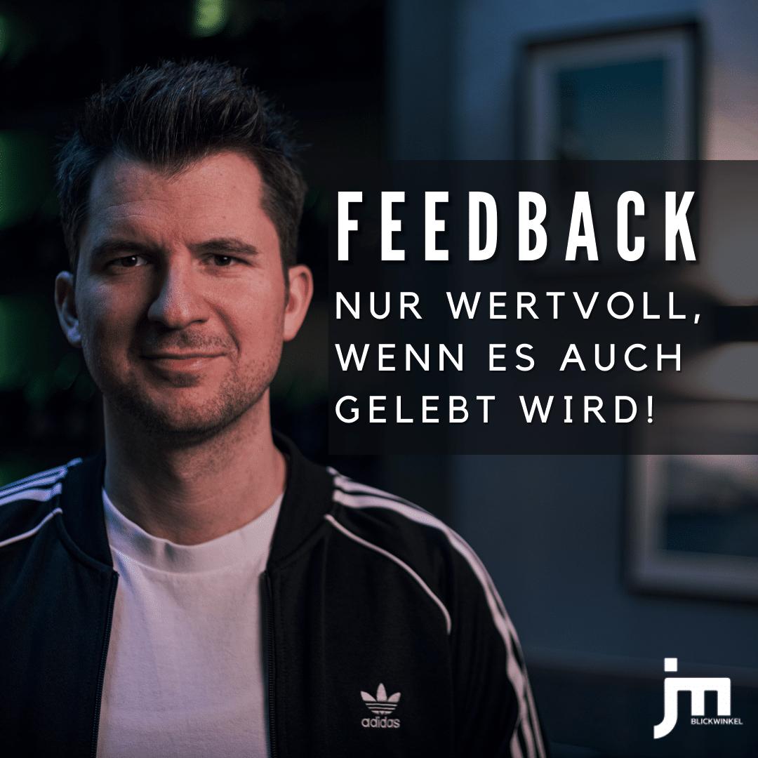 JM Blickwinkel Instagram Beitrag Feedback