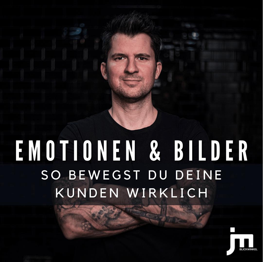 JM Blickwinkel Instagram Beitrag Emotionen und Bilder