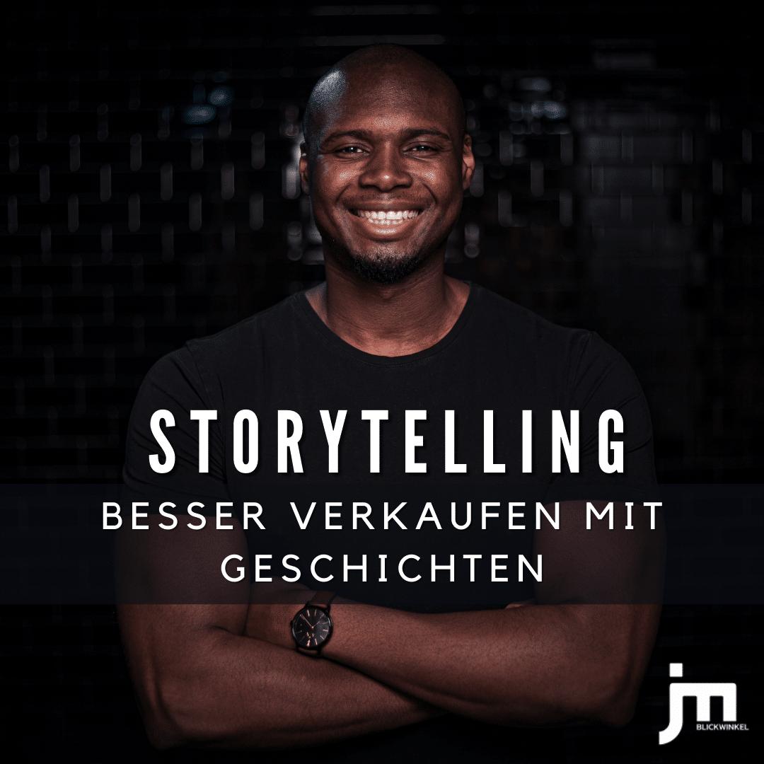 JM Blickwinkel Instagram Beitrag Storytelling