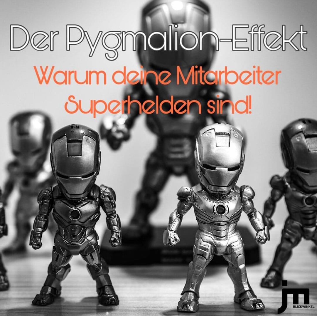 JM Pygmalion Effekt Cover Instagram