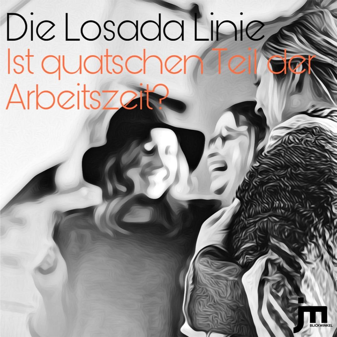 JM Die Losada Linie Cover Instagram