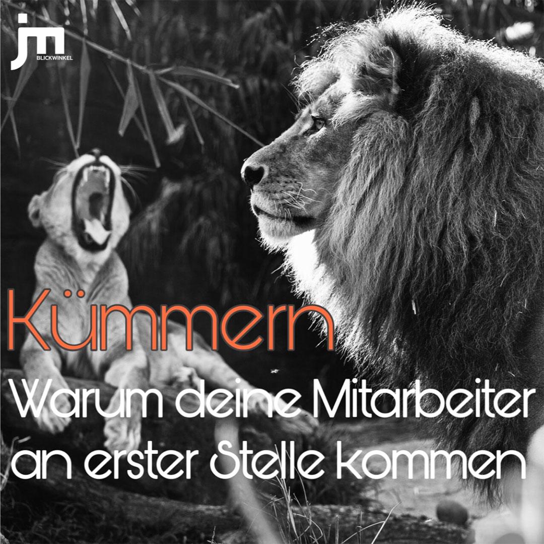 JM Kümmern Cover Instagram