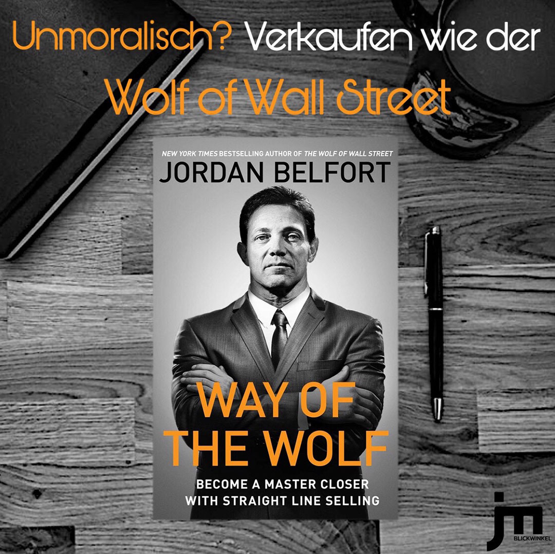 Way of the Wolf Buch Cover Instagram